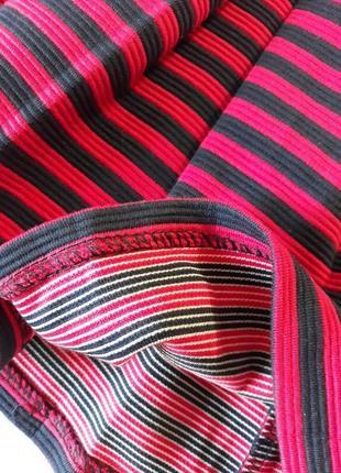 Polo ralph lauren, оригинал, розовое платье в полоску3