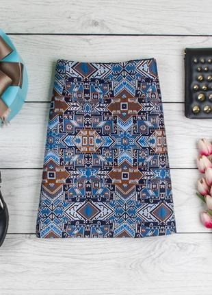Жаккардовая юбка от river island