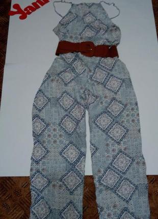 Брючный комбинезон беременным  топ лук скидка распродажа 54 56 размер sale