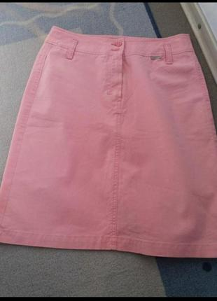 Розовая юбочка