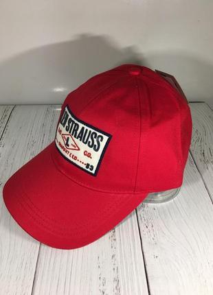 Стильная кепка бейсболка легендарной levis оригинал новая с бирками