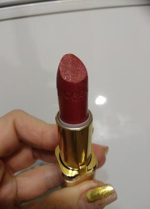 Помада от l'oréal