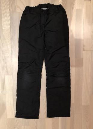 Тёплые непромокаемые штаны outventure р.158