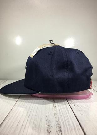 Стильная брендовая кепка снепбек бейсболка levis оригинал новая с биркой недорого3 фото