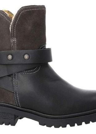 Tommy hilfiger ботинки байкерские сапоги зимние оригинал