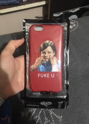 Чехол на iphone 7/8 новый