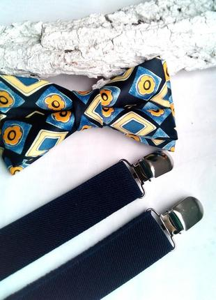 Галстук бабочка от украинского бренда