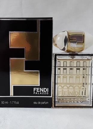 Редкий и снятый с производства парфум palazzo fendi