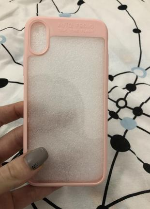 Чехол iphone x айфон 10