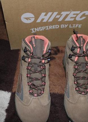 Трекінгові кросівки hi-tec