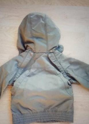 Куртка детская zara kids