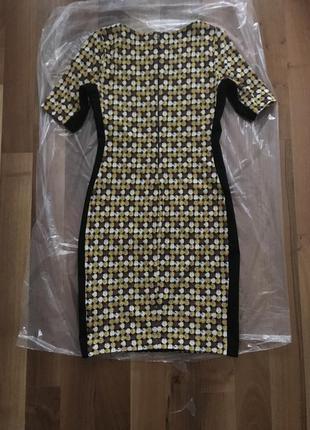 Платье на подкладке marella размер i 42