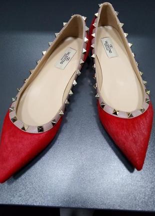 Новые туфли valentino