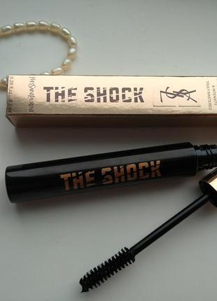 Тушь для ресниц the shock