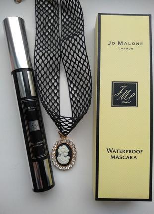 Тушь  london waterproof mascara