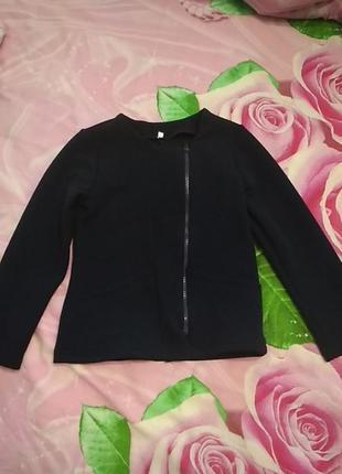 Пиджак, кофточка школьная