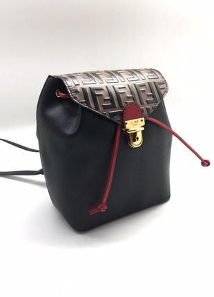 Сумка рюкзак fendi