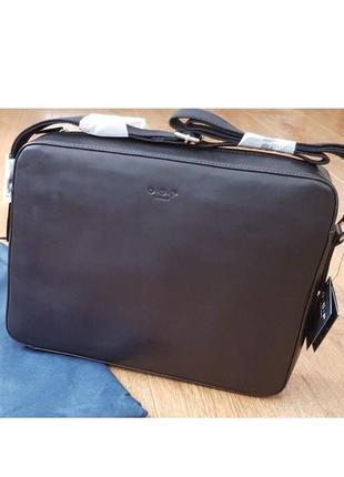 Osprey london сумка мужская кожаная деловая стильная  оригинал