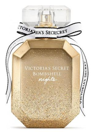 Духи victoria's secret bombshell nights eau de parfum 50ml оригинал!