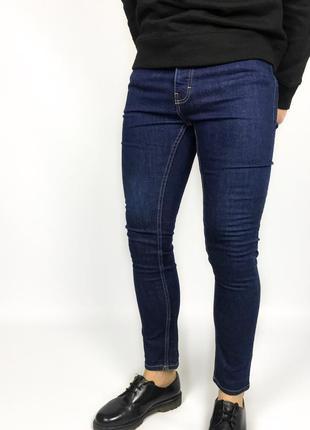 Зауженные джинсы villain