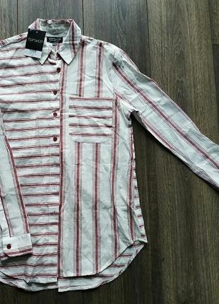 Стильная рубашка topshop размер 36 s