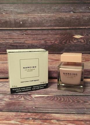 Парфюмированная вода narciso 90  ml для женщин , тестер