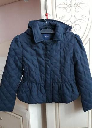 Новая с этикеткой демисезонная курточка gap на 8-10 лет
