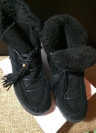 Уги, бурки, ботинки