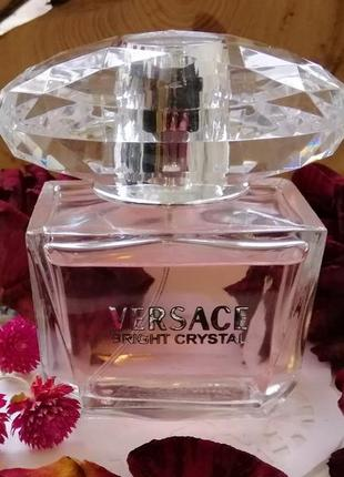 Парфюмированная вода versace bright crystal 90ml