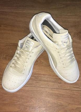 c5d1ab946d24 Мужские кожаные кроссовки Puma (Пума) 2019 - купить недорого вещи в ...