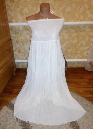 Платье-юбка трансформер