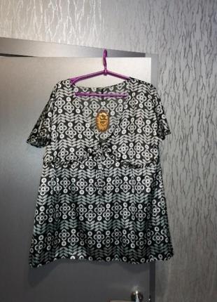 Новая эффектная блуза
