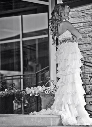Платье sherri hill . оригинал !