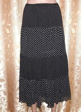 Красивая женская юбка батального размера ann harvey
