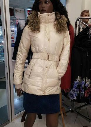 Пуховик куртка bershka bershka bershka