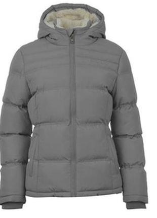 Soulcal теплая женская курточка на двойной молнии