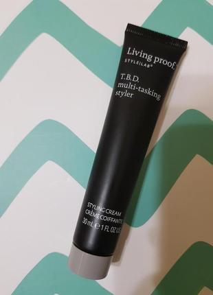 Многофункциональный крем для стайлинга волос living proof t.b.d. multi-tasking styler