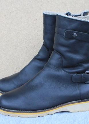 Зимние ботинки marc o'polo кожа германия 37.5 р