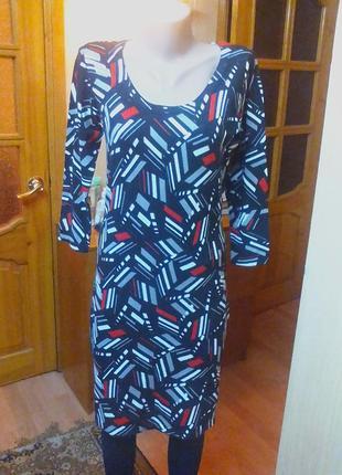 Новое теплое платье,плаття,сукня,от оригинального бренда liv,46р.