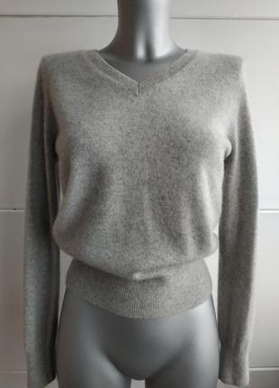 Кашемировый джемпер , пуловер (100% кашемир)коллекции премиум класса