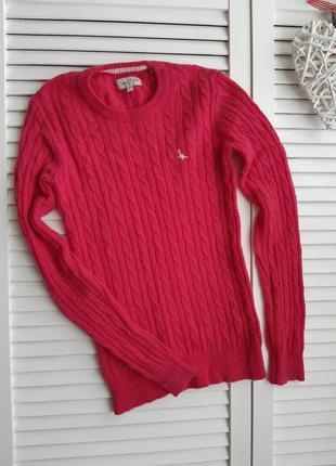 Шерстяной свитер jack wills
