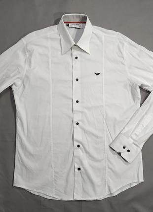 Брендовая мужская рубашка armani