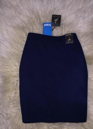 Качественная юбка-трапеция известного бренда