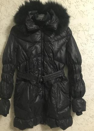 Пуховая куртка парка пальто savage