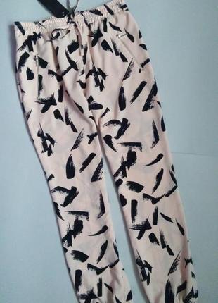 Новые брюки на резинке