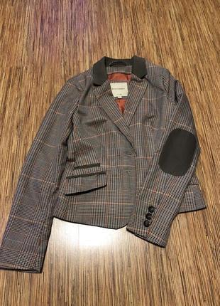 Broadway пиджак клетчатый
