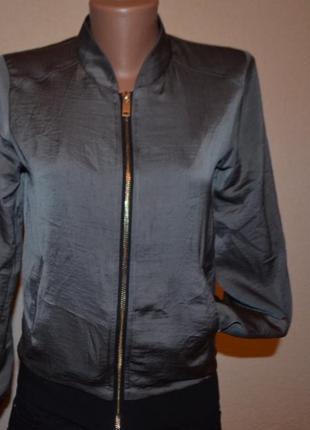 Куртка бомбер new look