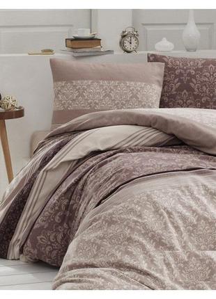 Фланелевое постельное белье first choice flanel aura(евро)1