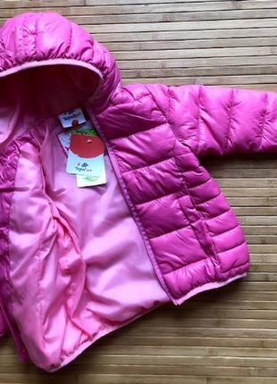 Куртка для девочки 116см topolino2