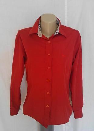 Стильная брендовая рубашка